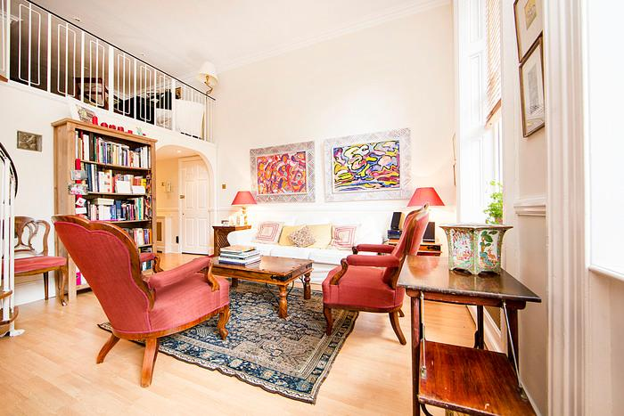 Bright and tranquil one bedroom kensington apartment - Image 1 - London - rentals