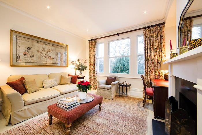 Lovely traditional English flat located in Battersea - Image 1 - London - rentals