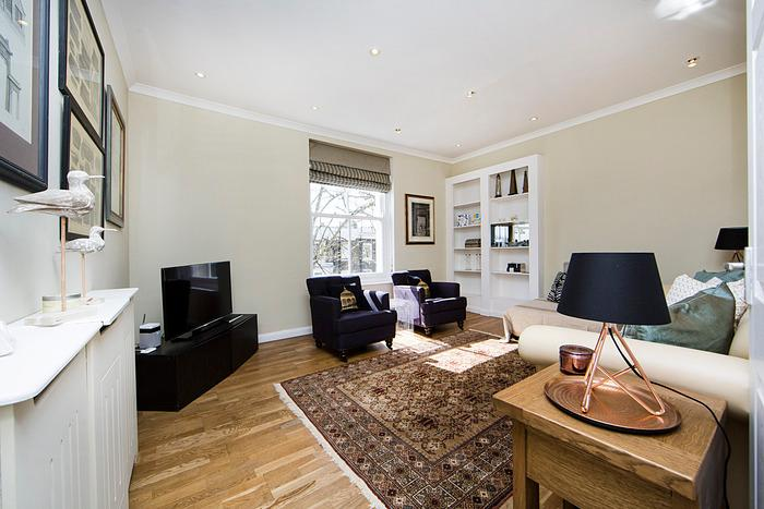Modern 2 bed apartment just minutes from lovely Holland Park - Image 1 - London - rentals