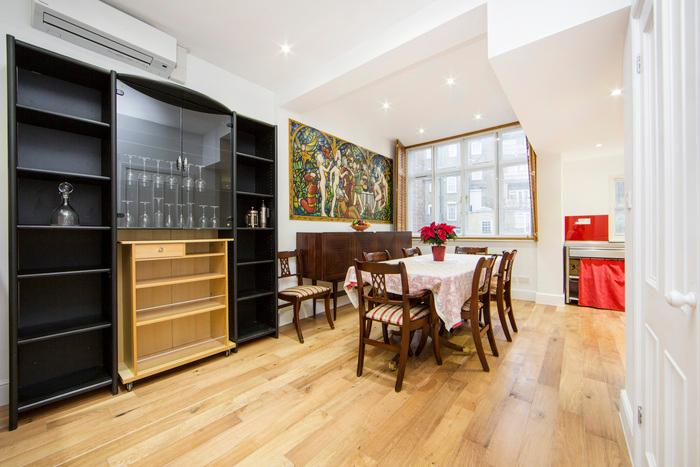 Spacious 3 bed and 2 bath property located just 2 minutes to south kensington tube station - Image 1 - London - rentals