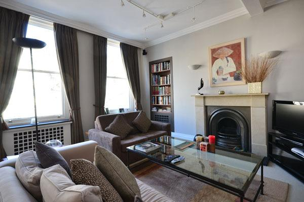 Chic and stylish 1 bedroom period apartment- Kensington - Image 1 - London - rentals