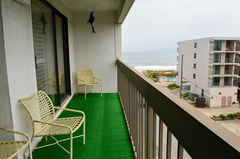 81 Beach Hill Unit 502 - Wi-Fi, Pool & Ocean View! - Image 1 - Ocean City - rentals
