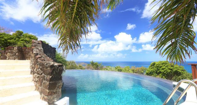 Morne Trulah - Ideal for Couples and Families, Beautiful Pool and Beach - Image 1 - Saint Lucia - rentals