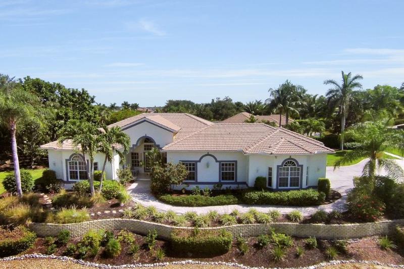 Exterior - Newell Terrace 840 - Marco Island - rentals