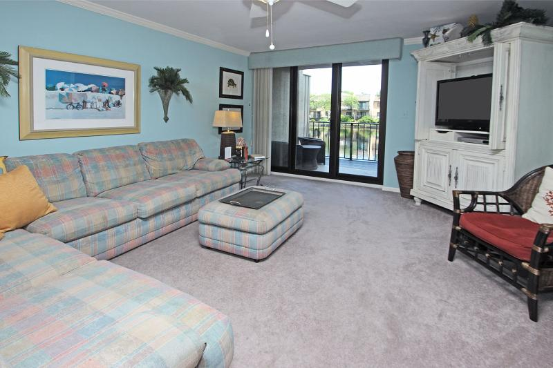 Island Club, 102 - Image 1 - Hilton Head - rentals