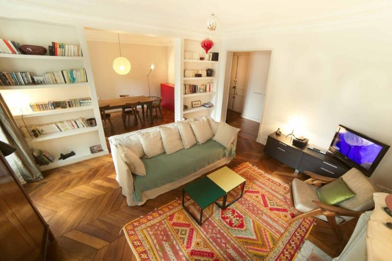 Apartment Martyr  self catered Paris rental, paris flat for holidays, 2 bedroom - Image 1 - Paris - rentals