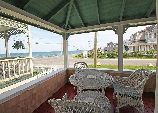 Four bedroom steps from Ink Well Beach! - Image 1 - Oak Bluffs - rentals