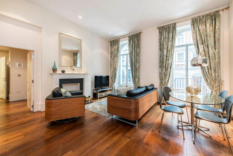 Mayfair 2 Bedroom 2 Bathroom with A/C (3298) - Image 1 - London - rentals