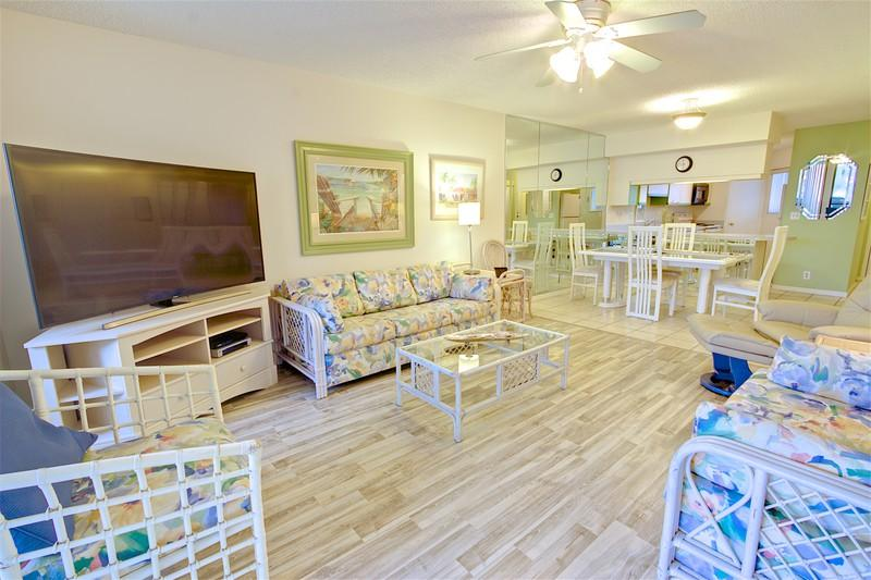 Hibiscus Resort - D203, Ocean View, 2BR/2BTH, 3 Pools, Wifi - Hibiscus Resort - D203, Ocean View, 2BR/2BTH, 3 Pools, Wifi - Saint Augustine - rentals