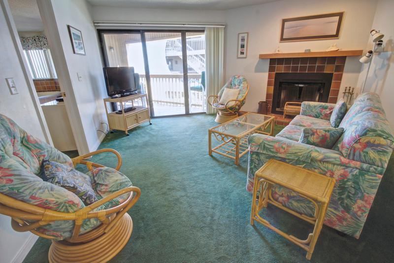 Hibiscus Resort - C202, Ocean View, 2BR/2BTH, 3 Pools, Wifi - Hibiscus Resort - C202, Ocean View, 2BR/2BTH, 3 Pools, Wifi - Saint Augustine - rentals