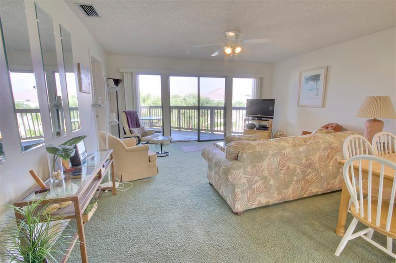 Hibiscus Resort - J302, Pool View, 2BR/2BTH, 3 Pools, Wifi - Hibiscus Resort - J302, Pool View, 2BR/2BTH, 3 Pools, Wifi - Saint Augustine - rentals