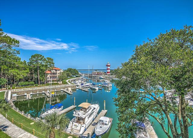 View - 1043 Caravel Court- Views of Harbour Town Lighthouse and so much more - Hilton Head - rentals