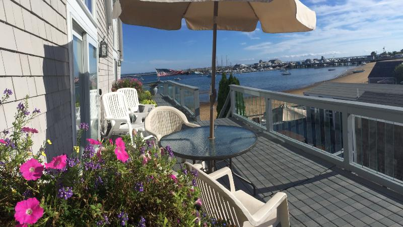 View off your deck! - 2 BR Panoramic Beach Front ★2 Floors★Downtown★A/C - Provincetown - rentals