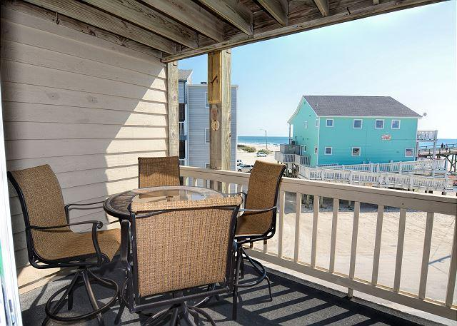 Island North 9 - Relax and decompress at this North End ocean view condo - Image 1 - Carolina Beach - rentals