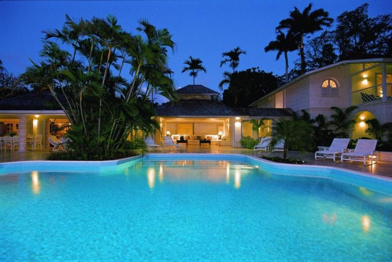 Bluff House, Sandy Lane, St. James, Barbados - Image 1 - Saint James - rentals