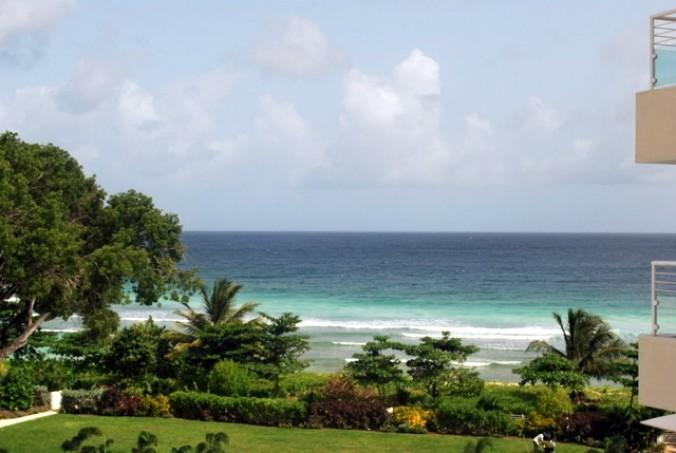 The Condominiums at Palm Beach, Apt 509, Hastings, Christ Church, Barbados - Image 1 - Hastings - rentals