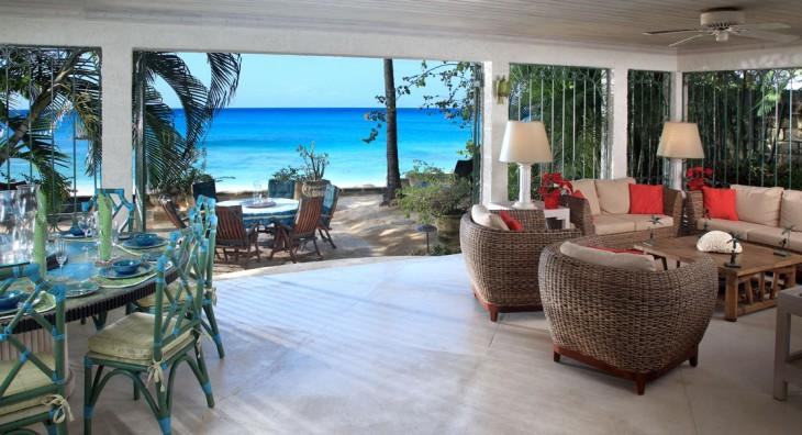 Seascape, Gibbs, St. Peter, Barbados - Beachfront - Image 1 - Saint Peter - rentals