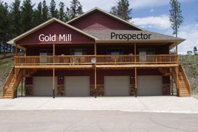 The Gold Mill - Image 1 - Hill City - rentals