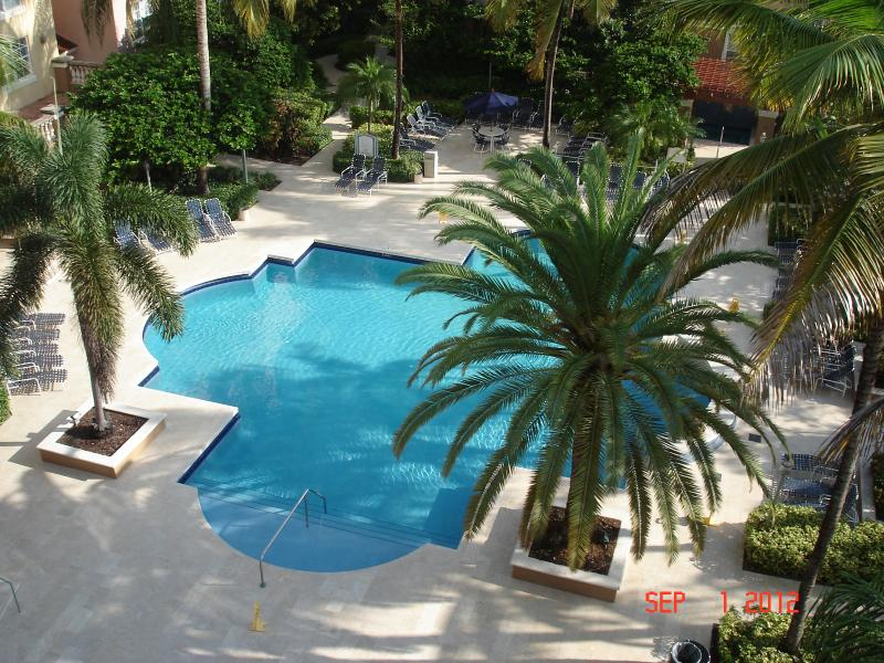 BEAUTIFUL POOL AREA - Country Club Lifestyle - Aventura - rentals
