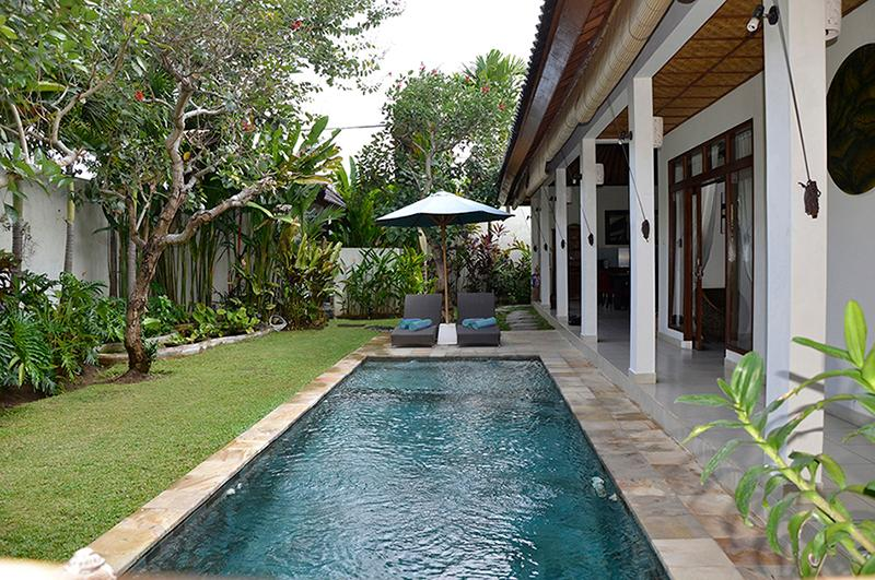 Villa Romantica - large pool, beautiful villa and great tropical garden. - Villa Romantica -set in romantic rice fields -Ubud - Ubud - rentals