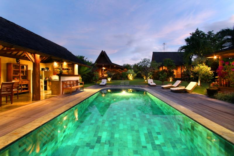 #C10 Peaceful and Spacious Villa Canggu - Image 1 - Canggu - rentals