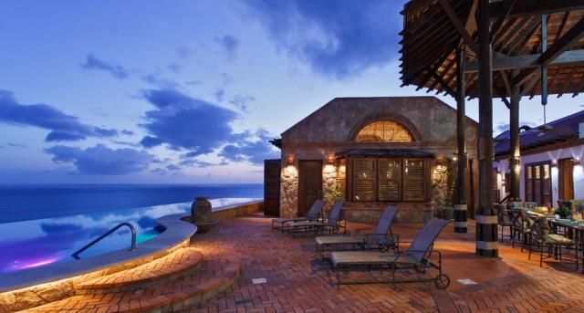 Stunning villa, overlooking the Caribbean Sea and the Pitons as a backdrop. - Image 1 - Saint Lucia - rentals