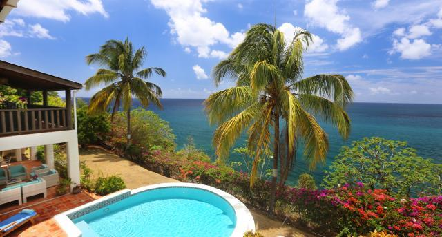 La Paloma - Ideal for Couples and Families, Beautiful Pool and Beach - Image 1 - Saint Lucia - rentals