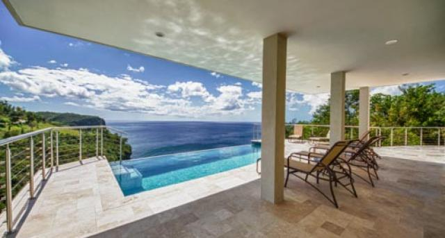 Villa Trou Rolland - Ideal for Couples and Families, Beautiful Pool and Beach - Image 1 - Saint Lucia - rentals