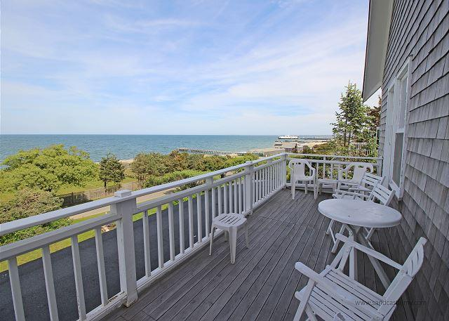 Oak Bluffs  Victorian-Nantucket Sound Views from every room! - Image 1 - World - rentals
