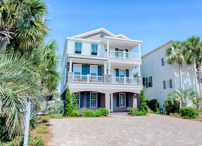 Welcome to All Inn - All Inn: Private Pool, Gulf Views, Steps to Beach! - Seagrove Beach - rentals