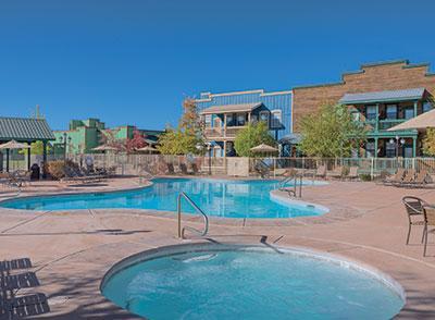 Worldmark Bison Ranch 2bdsleeps 6 Resort - Image 1 - Overgaard - rentals