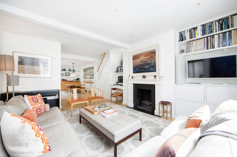 Superb 3 bed, 2 bath family home situated just 3 minutes from Notting Hill tube - Image 1 - London - rentals
