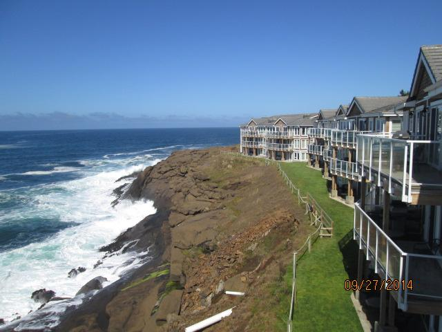 Whale Pointe Ocean Front Condos - Whale Watching - Image 1 - Depoe Bay - rentals