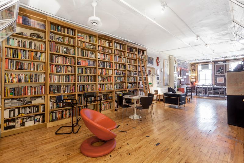 onefinestay - Library Loft private home - Image 1 - New York City - rentals