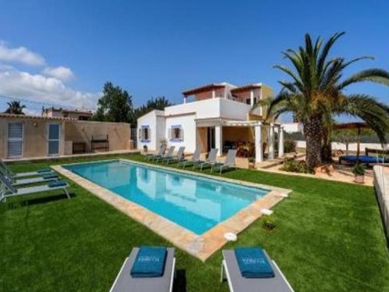 6 bedroom Villa in Sant Josep De Sa Talaia, Ibiza, Ibiza : ref 2306368 - Image 1 - Sant Josep De Sa Talaia - rentals
