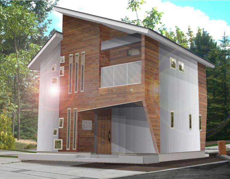 Condor House Hakuba - Image 1 - Hakuba-mura - rentals