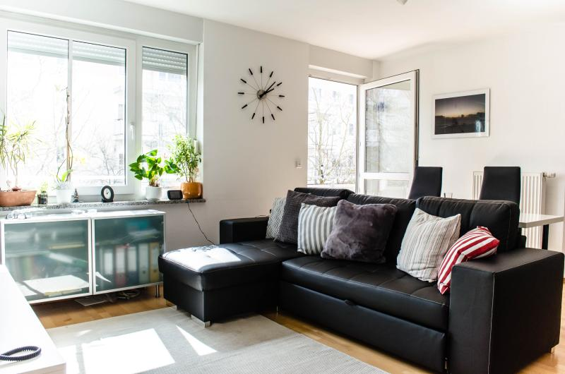 Living - Top quality apartment in Munich - Munich - rentals