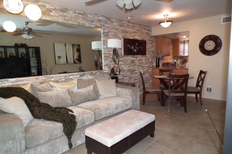 Welcome to luxury! - Ground Floor, Garage, Patio by the Pool - Scottsdale - rentals