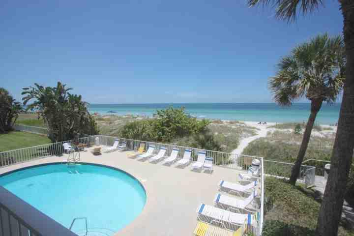 105 Hamilton House - Image 1 - Indian Rocks Beach - rentals
