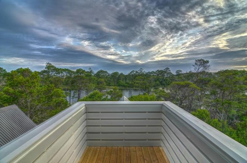 Gorgeous View from the Roof Top Deck - 57 BLACKWATER ST - Santa Rosa Beach - rentals