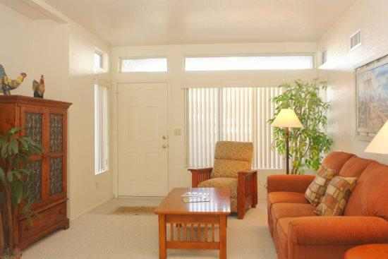 Living room - Summertree 153 - Tucson - rentals