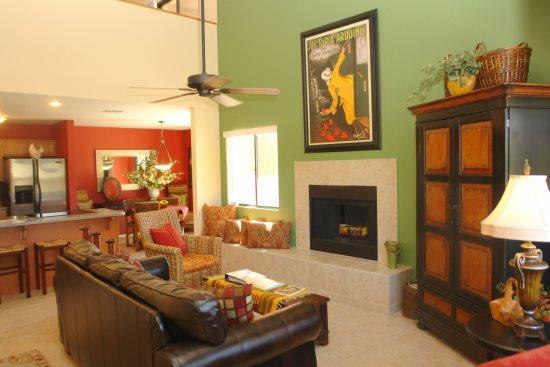 Living room - Ventana Vista 1209 - Tucson - rentals