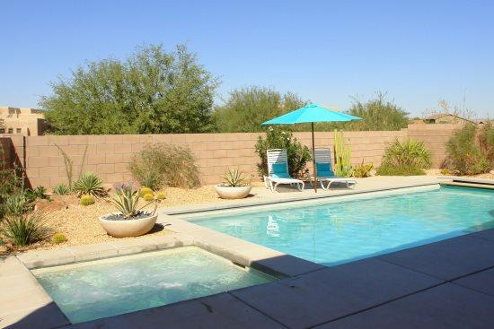 Pool and Spa - Painted Feather - Tucson - rentals
