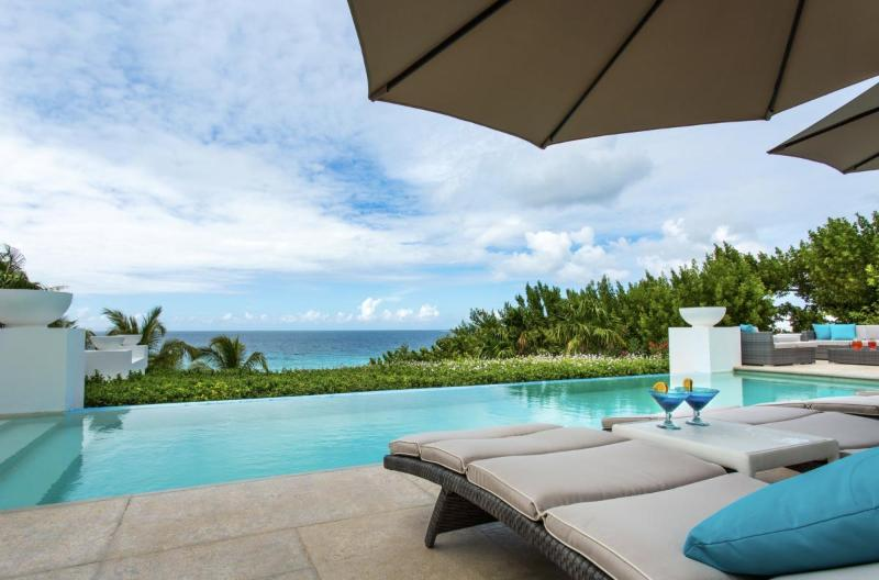 Luxury 4 bedroom Anguilla villa. Luxury Beachfront! - Image 1 - Anguilla - rentals
