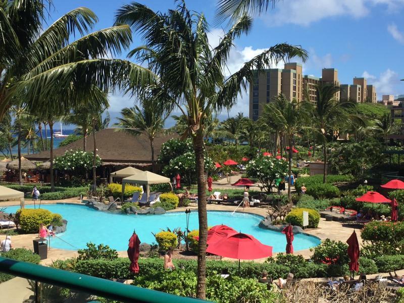 Honua Kai Resort-Inner Courtyard-Ocean View-2B/2B - Image 1 - Kaanapali - rentals