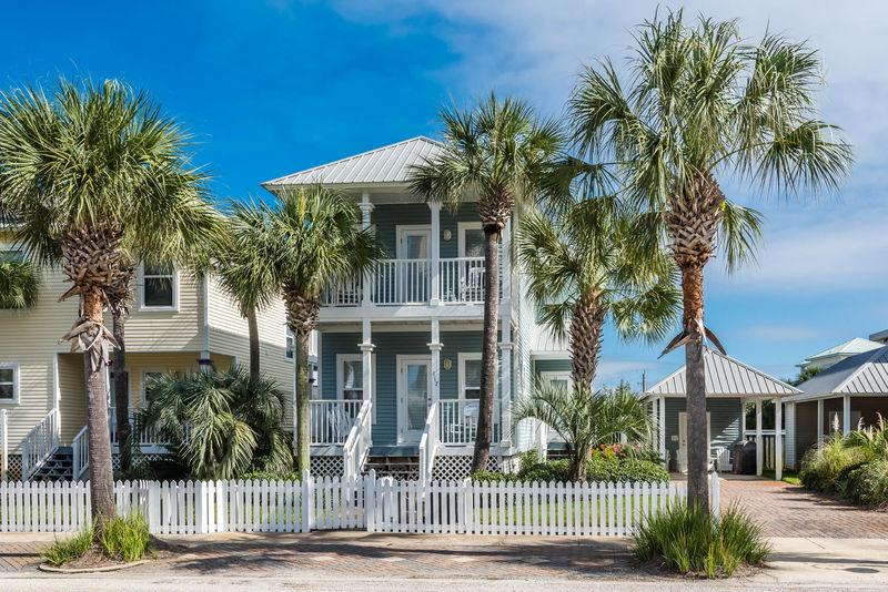The Great Escape! Gulfside Cottage - Image 1 - Miramar Beach - rentals