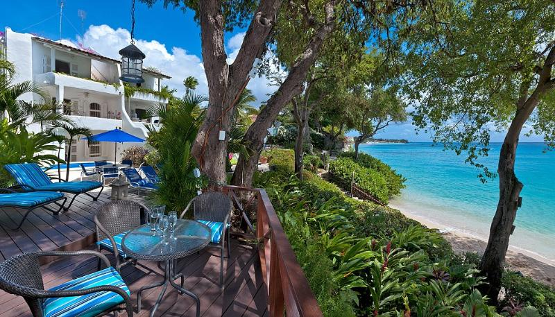 Oceans Edge, Merlin Bay, The Garden, St. James, Barbados - Beachfront - Image 1 - Barbados - rentals