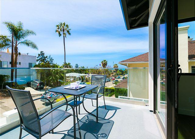 Welcome to the beautiful view from Parkside Perfection I! - Beautiful New Home - Just Blocks to the Beach - La Jolla - rentals