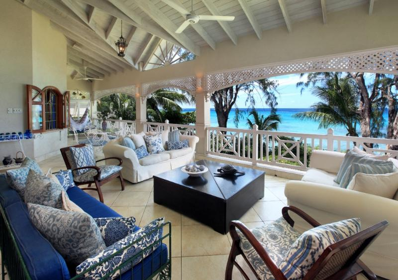 La Paloma, Fitts Village, St. James, Barbados - Beachfront - Image 1 - Fitts Village - rentals