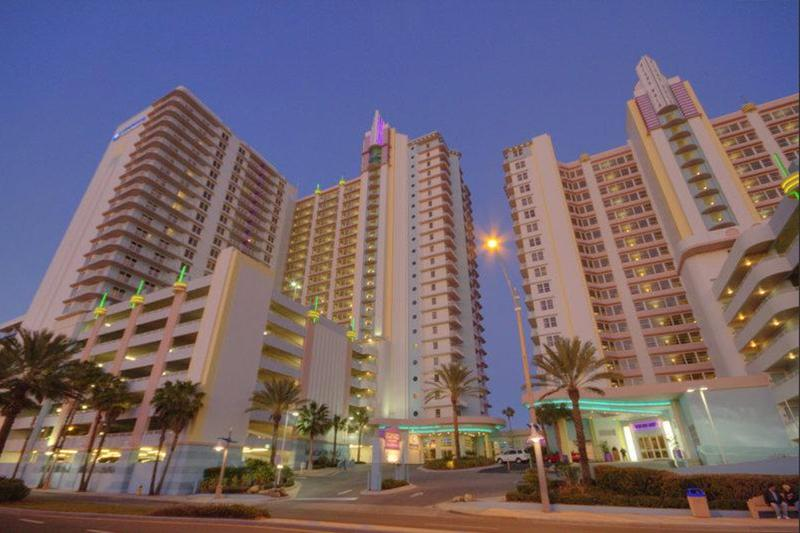 Wyndham Ocean Walk - Daytona Ocean Walk Two Bedroom Condo -  Ocean Fron - Daytona Beach - rentals